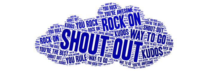 Shout Outs | Voice for the Defense Online